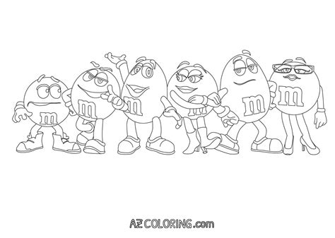 M Coloring Pages by M M Coloring Page Coloring Home
