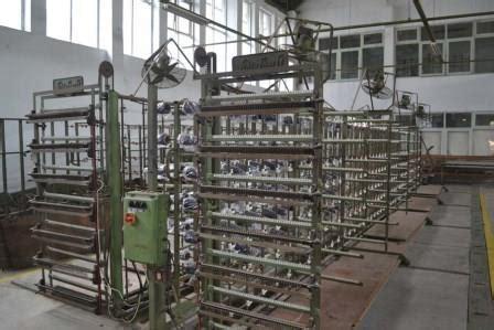 Mesin Gulung Benang Bordir balai besar tekstil kejayaan tekstil ada di bandung bandung side