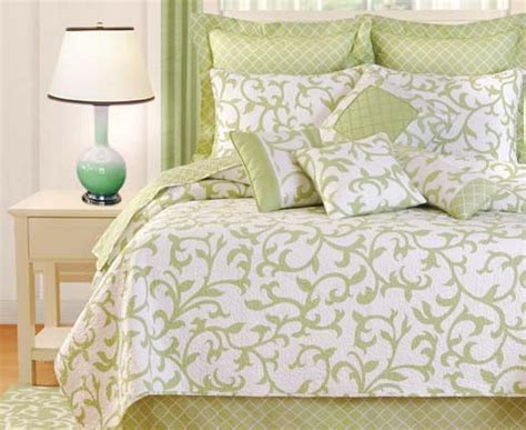 green and white bedding serendipity green bedding oceanstyles com
