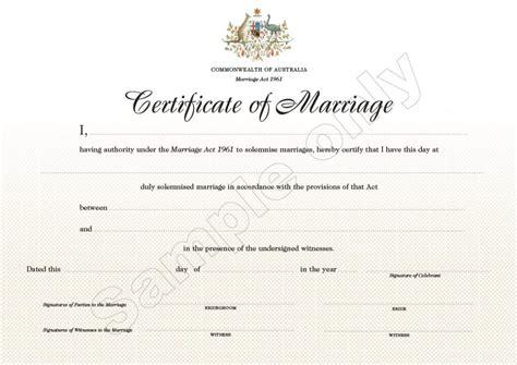 2016 marriage certificate marriage certificate template certificate templates