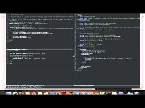 Ionic Rails Tutorial | ionic framework app ruby on rails api integration tutorial