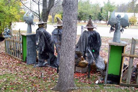 Home Decor Halloween halloween 2009 behind the scenes stolloween
