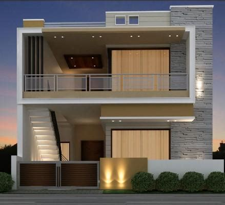 Home Interior Design Jalandhar front elevation design for house telugu real estate
