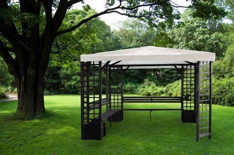 pavillon kaufen baumarkt pavillon promadino 171 mindelheim 187 4 eck holz pavillon