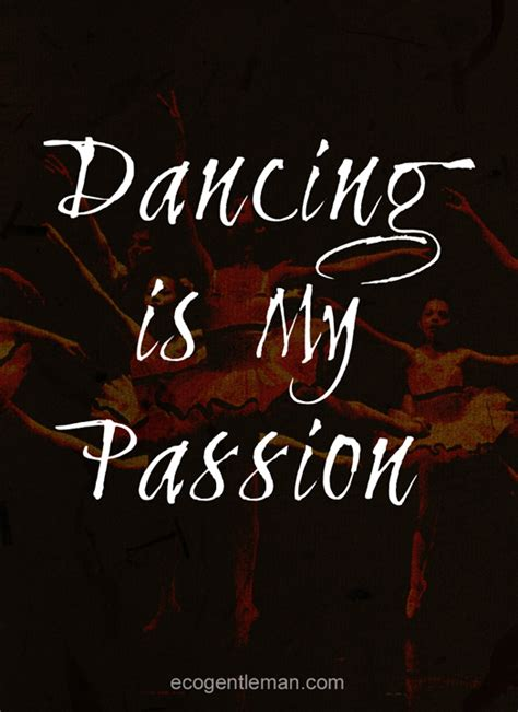 Design Is My Passion Quotes | life in pointe shoes dance passion
