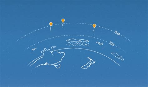 Design Of Google Loon | google s project loon balloon powered internet for everyone