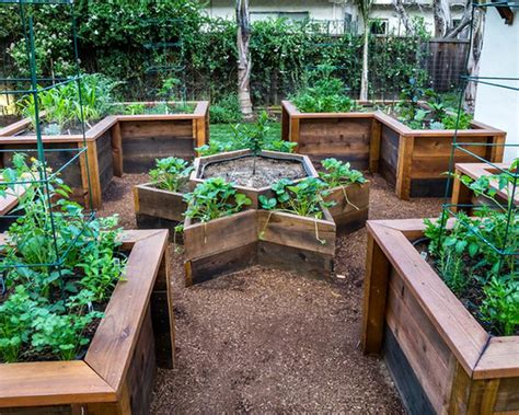 building a raised garden with wood 24 amazing ideas for wooden raised garden beds page 5 of 5