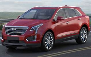 Different Models Of Cadillacs Cadillac Xt5 2017 3d Model Max Obj 3ds Fbx C4d Lwo Lw Lws