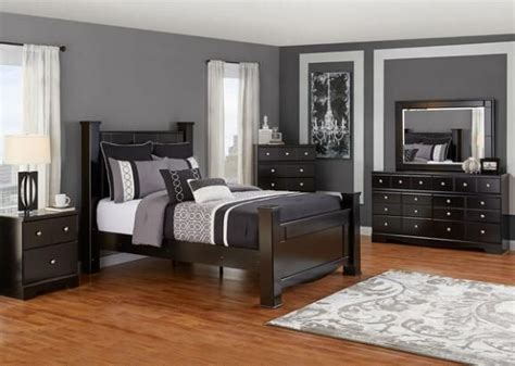 somerset bedroom furniture black satin the somerset 5 bedroom collection brings together a rich finish