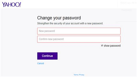 email yahoo change password yahoo mail change password yahoo help easy guide
