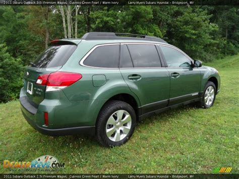 2011 subaru outback 2 5i premium wagon rare 6 speed manual for sale in saskatoon 2011 subaru outback 2 5i premium wagon cypress green pearl warm ivory photo 3 dealerrevs com
