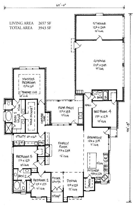 acadian floor plans acadiana designed house plans house plans adele a