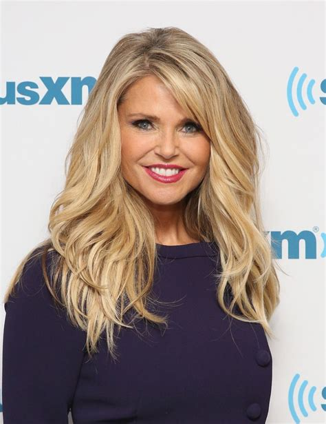 christie brinkley christie brinkley at siriusxm studios in new york 11 12