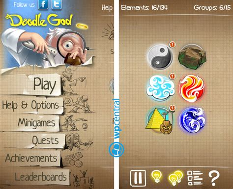 doodle god combinations windows phone 7 doodle god windows central
