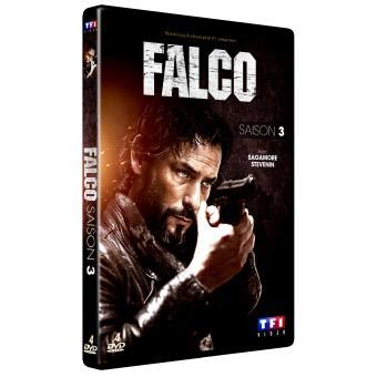 falc serie falc spanish falco coffret int 233 gral de la saison 3 2 dvd coffret dvd dvd zone 2 sagamore stevenin