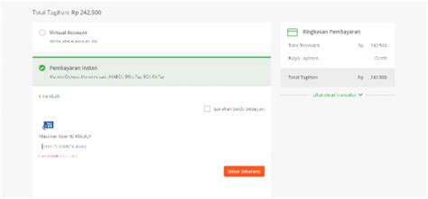 bca virtual account tokopedia cara membayar iuran bpjs melalui tokopedia dengan klikbca