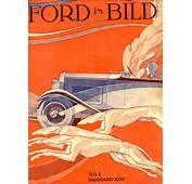 Bernd Reuters 1901 1958 Арт деко в автомобильной