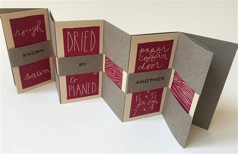 Handcrafted Modern Book - handmade books new book the catch