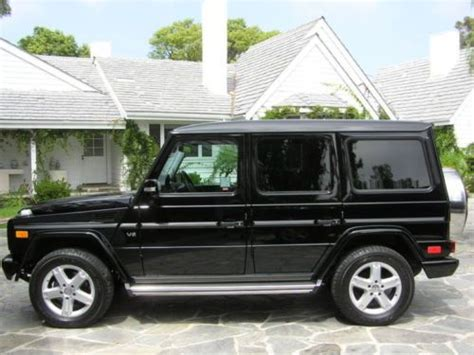 buy car manuals 2008 mercedes benz g class security system buy used 2008 mercedes benz g500 in chicago illinois united states