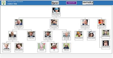automatic family tree maker in excel alternatives and