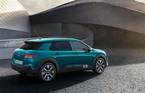 new citroen new citroen c4 cactus revealed on sale late 2018
