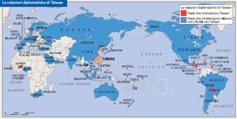 Air 2 Di Taiwan taiwan in quot atlante geopolitico quot