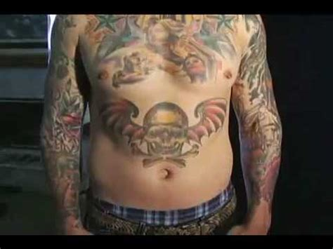 tattoo of jesus by johnny reid avenged sevenfold tattoo tour all excess youtube