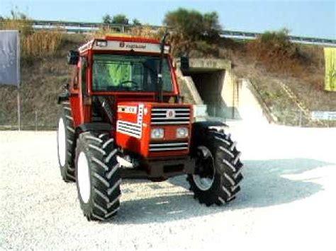 cabina fiatagri serie 90 trattore gommato fiatagri 80 90 dt