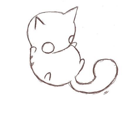 cute cat drawings fat cat roll over by sobreinsart on deviantart cats