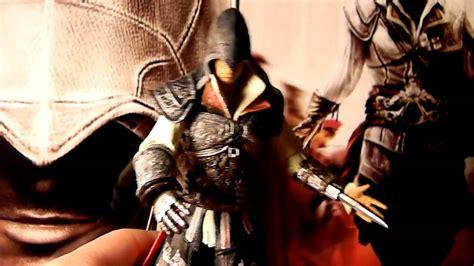 Master Assassin Ezio Figure 2 Set Neca Assassin S Creed 2 Master Assassin Ezio Figure Review