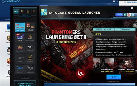 game online yang ada mod cara setting dan munculkan tombol play launcher lytogame