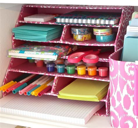 Diy Desk Organizer 28 Diy Desk Organizer Ideas Home Diy Desk Organizer
