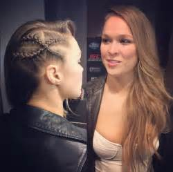 ronda rousey hairstyles mma haircare with ronda rousey s longtime stylist abraham