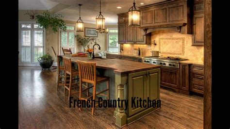 French Country Kitchen Decor Ideas by French Country Kitchen Country Style Kitchens Youtube