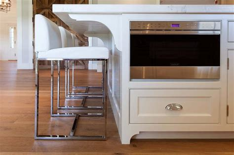 modern kitchen island stools white kitchen island with modern white counter stools