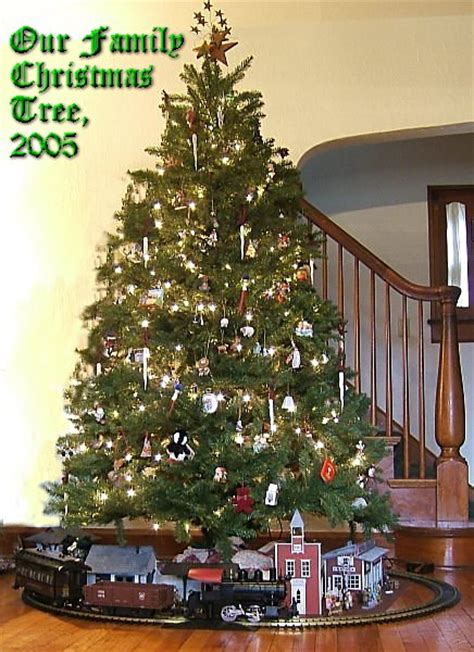 a brief history of christmas trees from family christmas