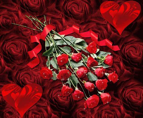 imagenes rosas san valentin precioso ramo de rosas rojas para regalar en san valentin