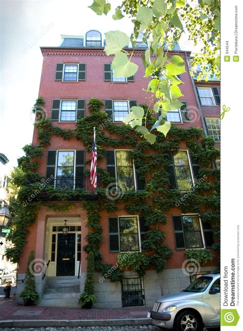 hill house boston beacon hill s house boston stock images image 944544