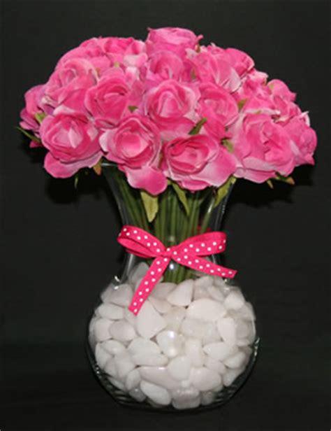 Unique Glass Vase Vase Filler Gems Colorful Arrangement Ideas