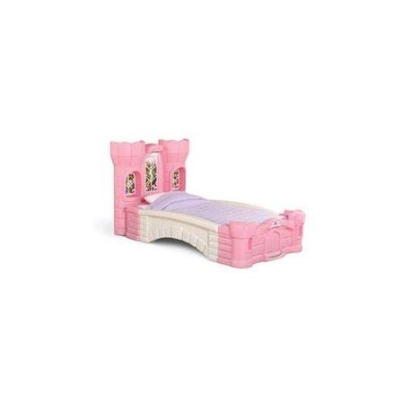 step 2 princess bed step2 princess palace twin bed walmart com