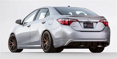 Five Toyota Toyota To Show Five Trd Concepts At Sema 2015 Corolla
