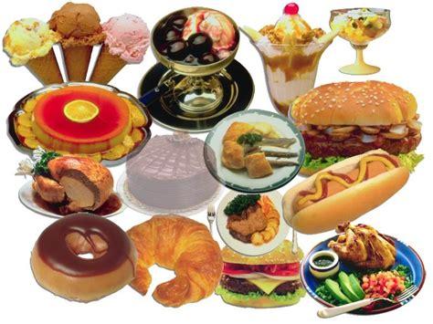 Timbangan Lemak gambar makanan karbohidrat