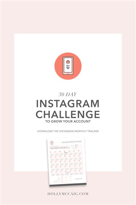 instagram 30 day photo challenge 30 day instagram challenge to grow your account