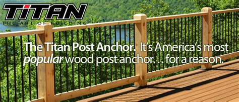 Home Design Software Home Depot Titan Post Anchor Wood Posts Install Fast Easy Amp Code