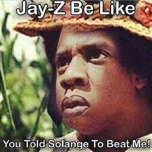 the color purple meme remix 10 more solange knowles z and beyonce fight
