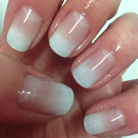 easy nail art french manicure easy fadeout french manicure beginnersnailart s blog