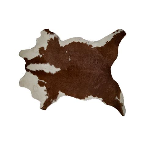 calfskin rugs brown and white 2 ft x 3 ft calfskin rug 676685024145 the home depot