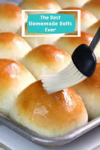 stay at home chef the best dinner rolls from the stay at home