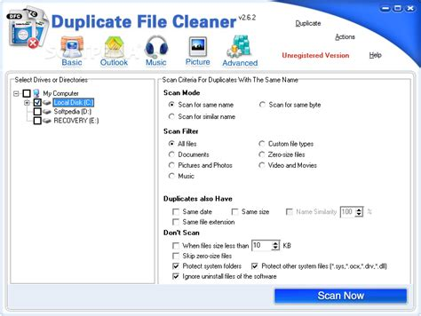 Duplicate File Cleaner Download