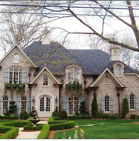 french country houses best 25 french country homes ideas on pinterest